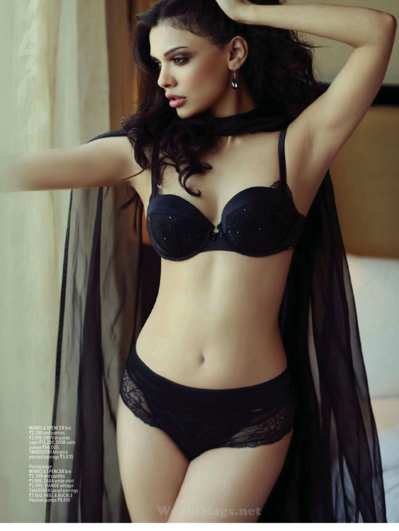 Sara Loren Maxim Magazine India February 2014 Issue