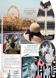 Sarah Hyland - TEEN VOGUE Magazine - March 2014 Issue
