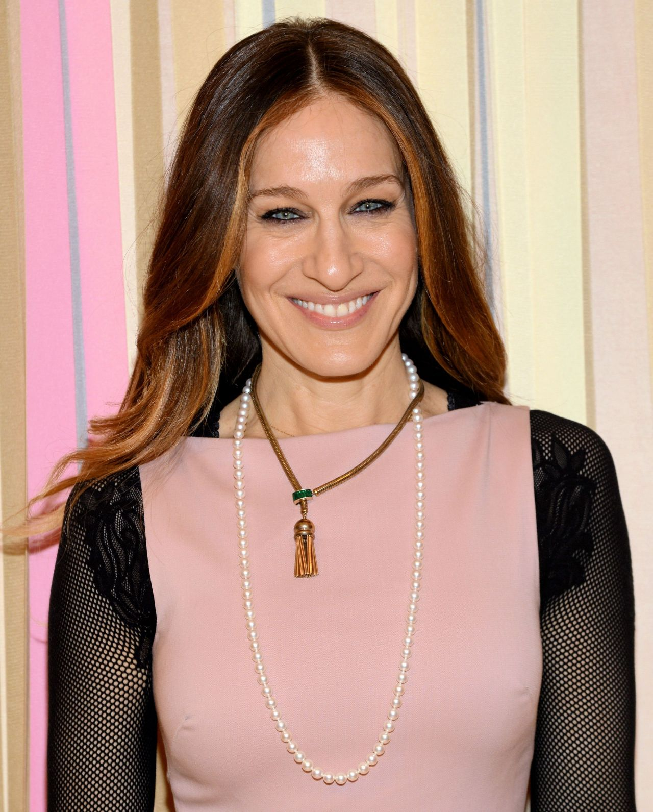 Sarah Jessica Parker - SJP Collection at Nordstrom Pop Up Shop Opening in New York City