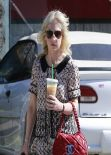 Sarah Michelle Gellar - Leaving Andy LeCompte Salon in West Hollywood