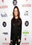 Sarah Shahi - MAXIM BIG GAME WEEKEND Event in New York (2014)