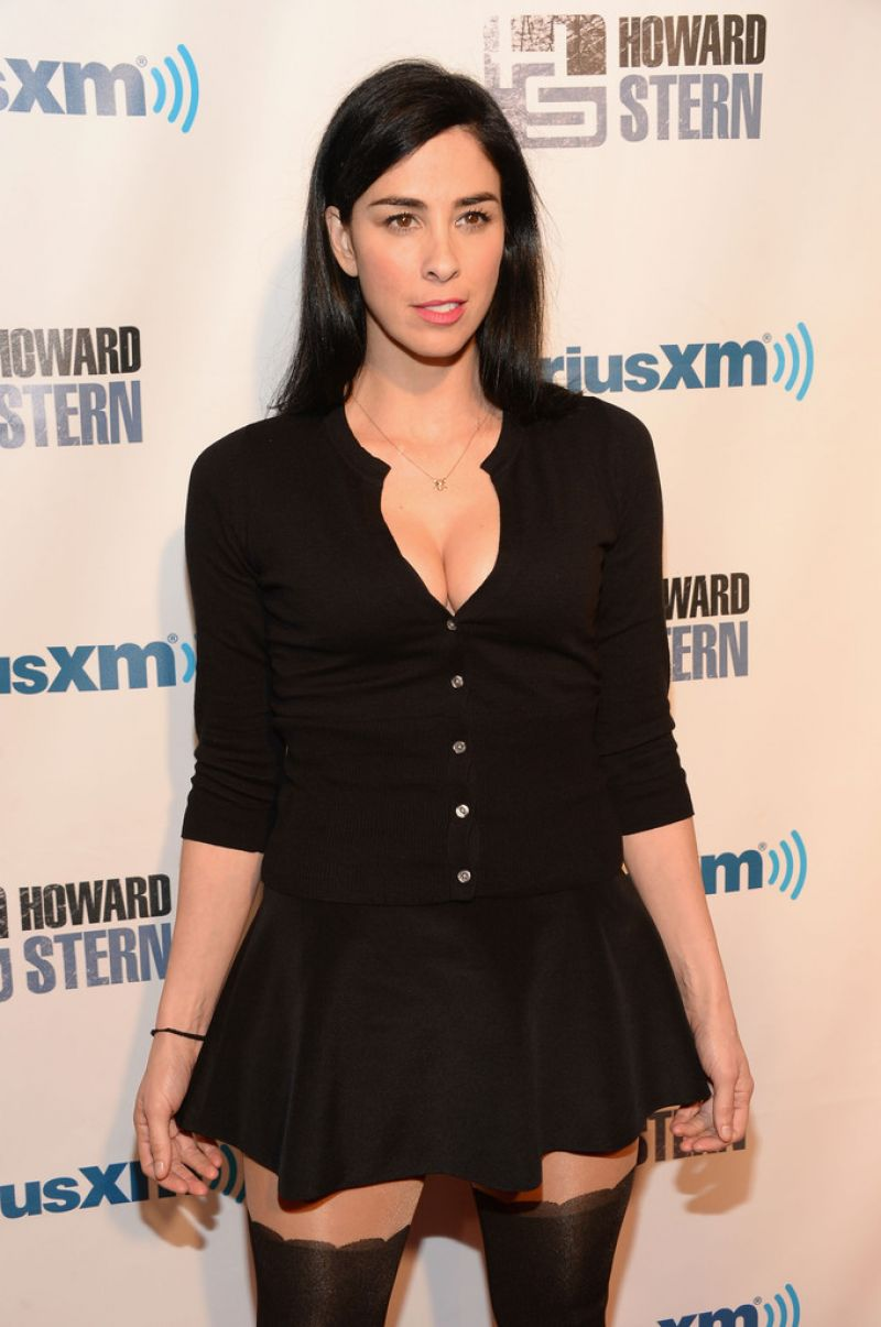 Sarah Silverman Howard Stern S Birthday Bash New York