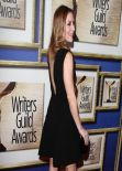 Sasha Alexander - Writers Guild Awards East Coast Ceremony in New York - February 2014