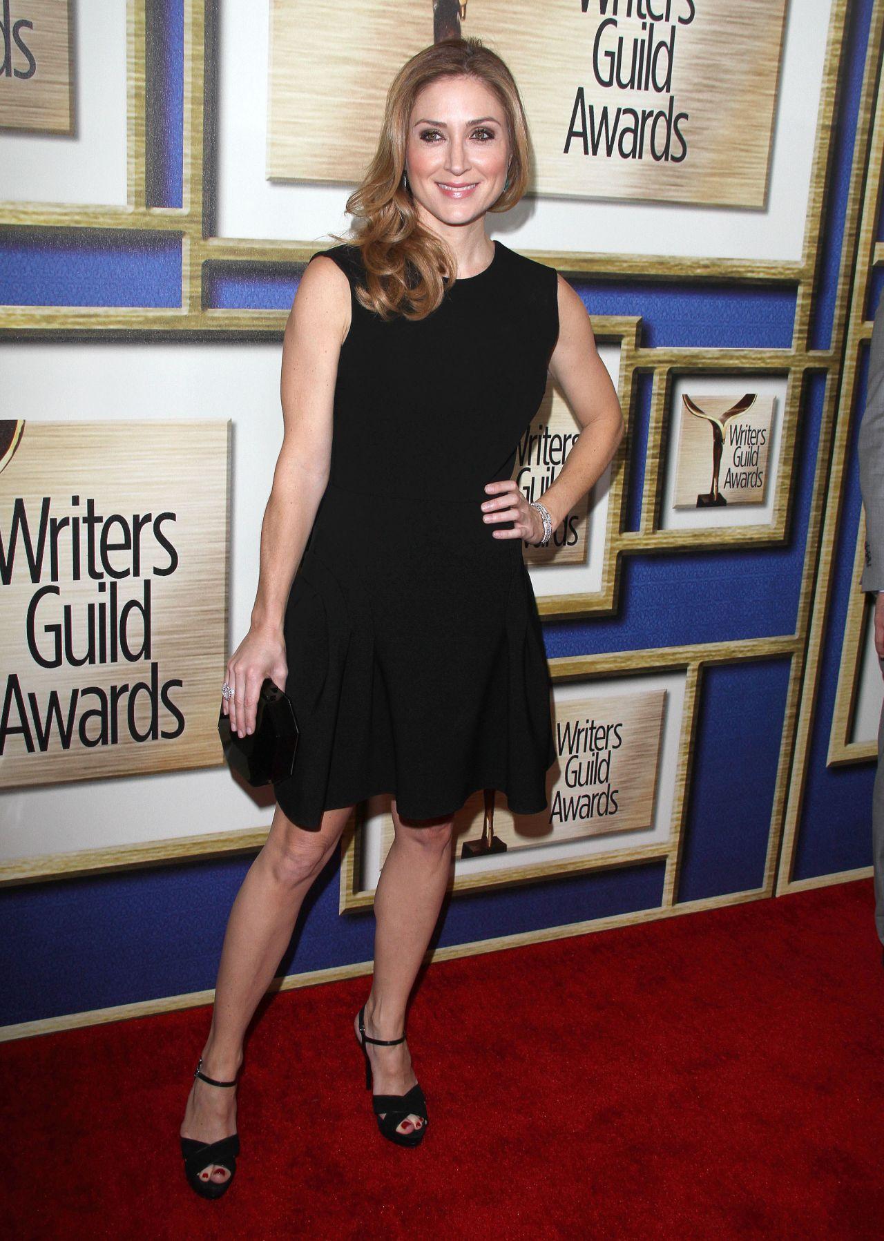 Sasha Alexander - Writers Guild Awards East Coast Ceremony ... Lauren Conrad 2017 Style