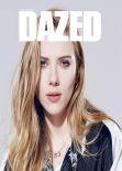 Scarlett Johansson - Dazed Magazine Spring 2014 Cover