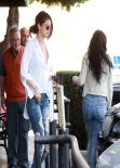 Selena Gomez - Cool & Casual Style - Out in Los Angeles - January 2014