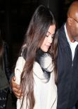 Selena Gomez Street Style  - at LAX Airport - February 2014