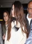 Selena Gomez Street Style - At LAX Airport, February 2014