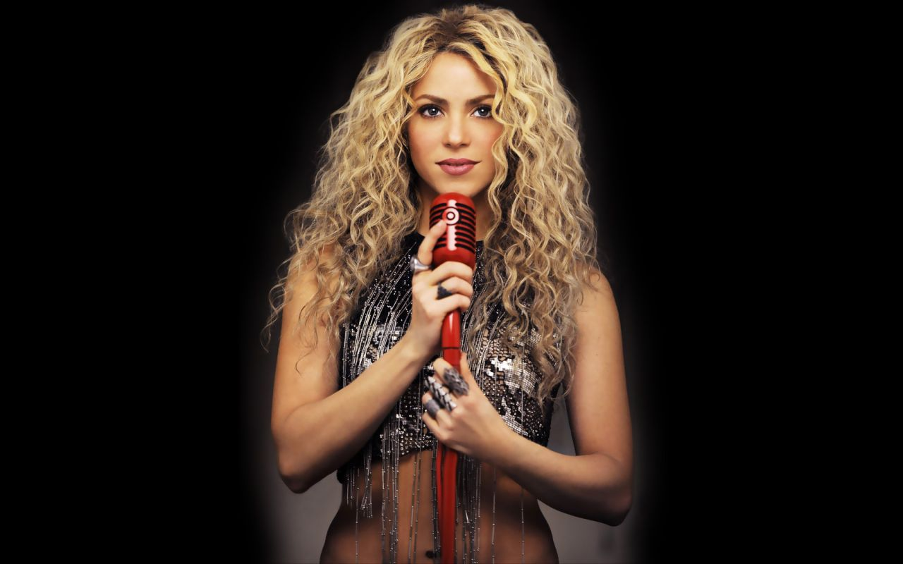 Shakira Sexy Wallpapers (+9)