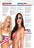 Shannen Ihrke, Dessie Mitcheson, Brittney Alger, Brittney Glaze, and Mayra Tinajero Bikini Butts – Maxim Magazine (Australia) – March 2014 Issue