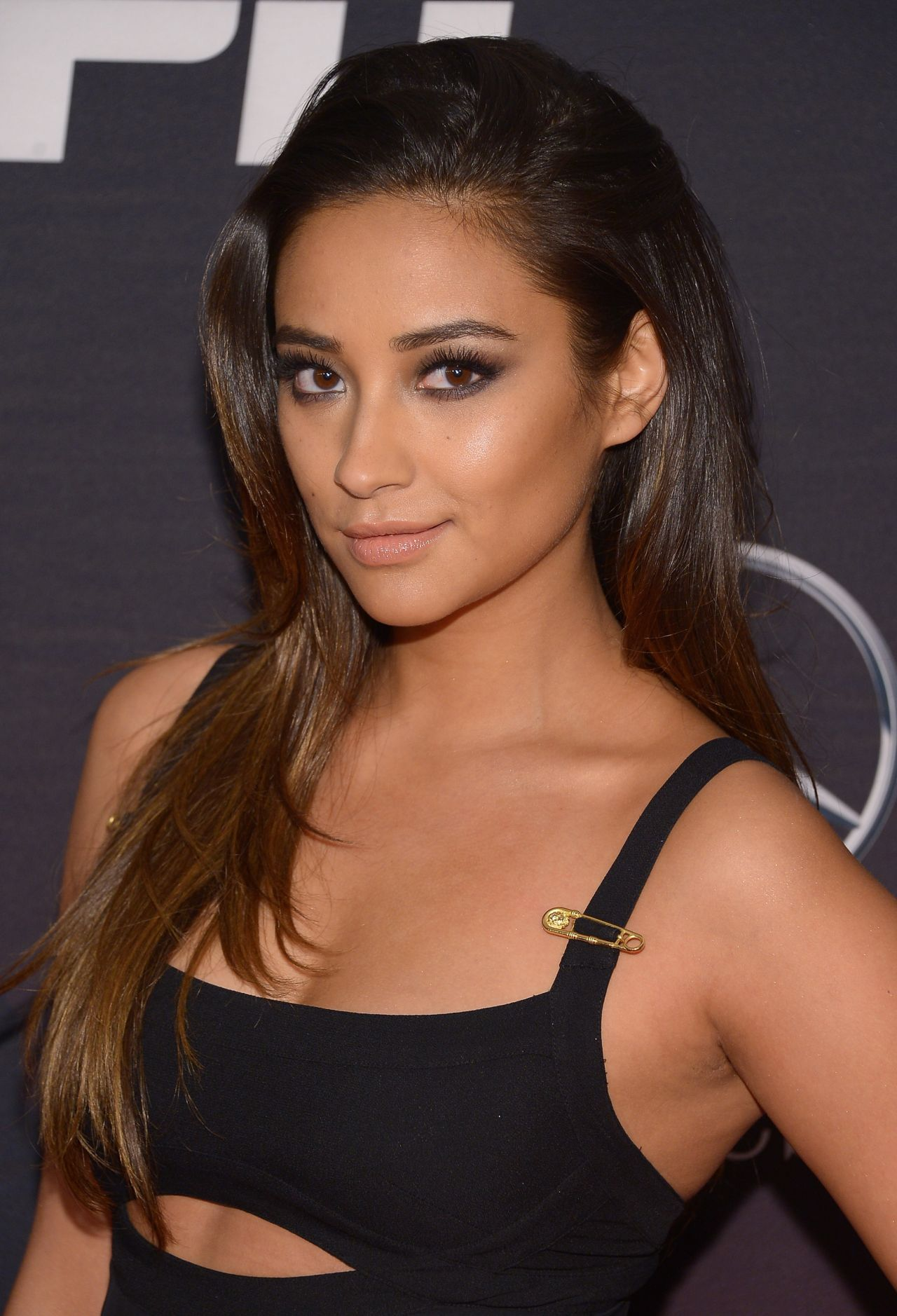 Shay Mitchell - ESPN The Party in NY - January 2014