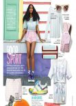 Solange Knowles – COSMOPOLITAN Magazine (USA) - March 2014 Issue