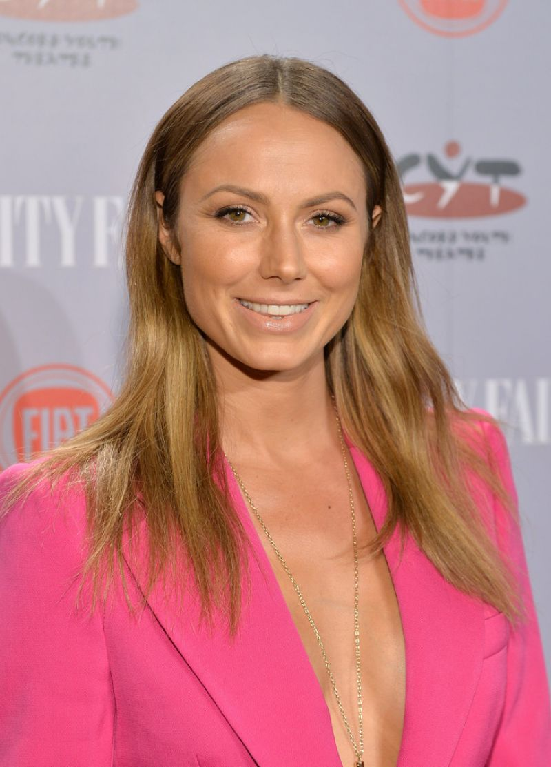 Stacy Keibler – Vanity Fair & FIAT Young Hollywood Event in LA, February 2014