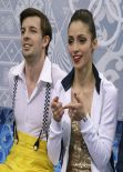 Stefania Berton - Sochi 2014 Winter Olympics (Pairs Short Program)
