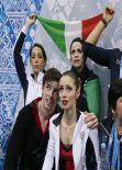 Stefania Berton - Sochi 2014 Winter Olympics