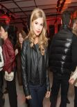 Stefanie Scott Attends Guess New York Fashion Week Celebration in New York City, Feb. 2014