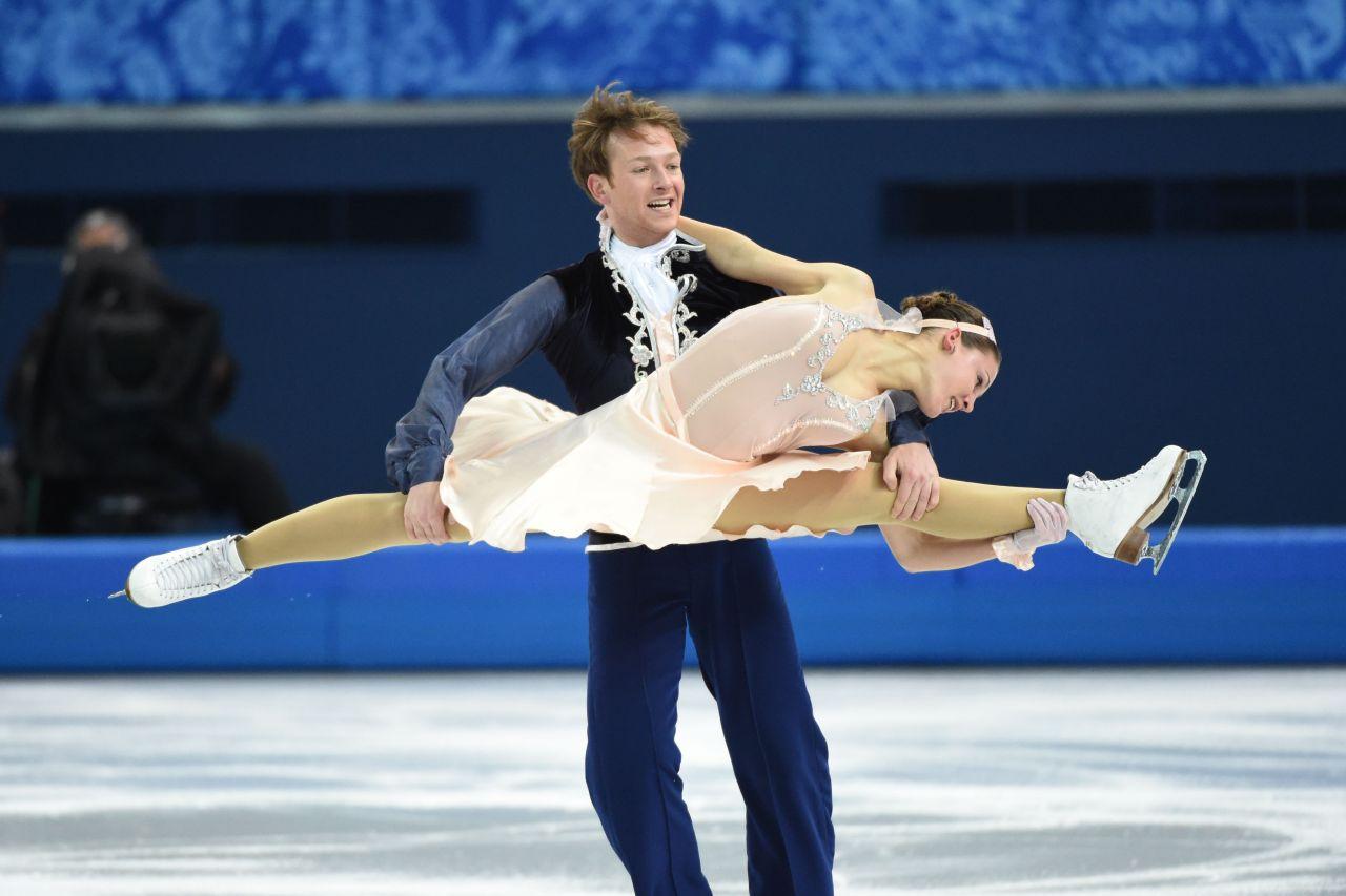 tanja kolbe 2014 sochi winter olympics figure skating