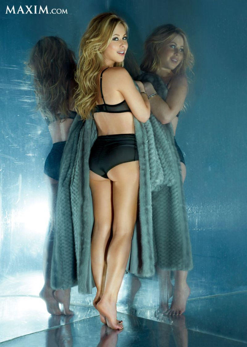Tara Lipinski - MAXIM Magazine - March 2014 Issue