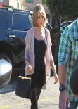 Taylor Swift - Goes to Her Dance Class in Los Angeles