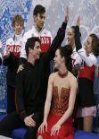 Tessa Virtue - Sochi 2014 Winter Olympics - Team Ice Dance Free Dance