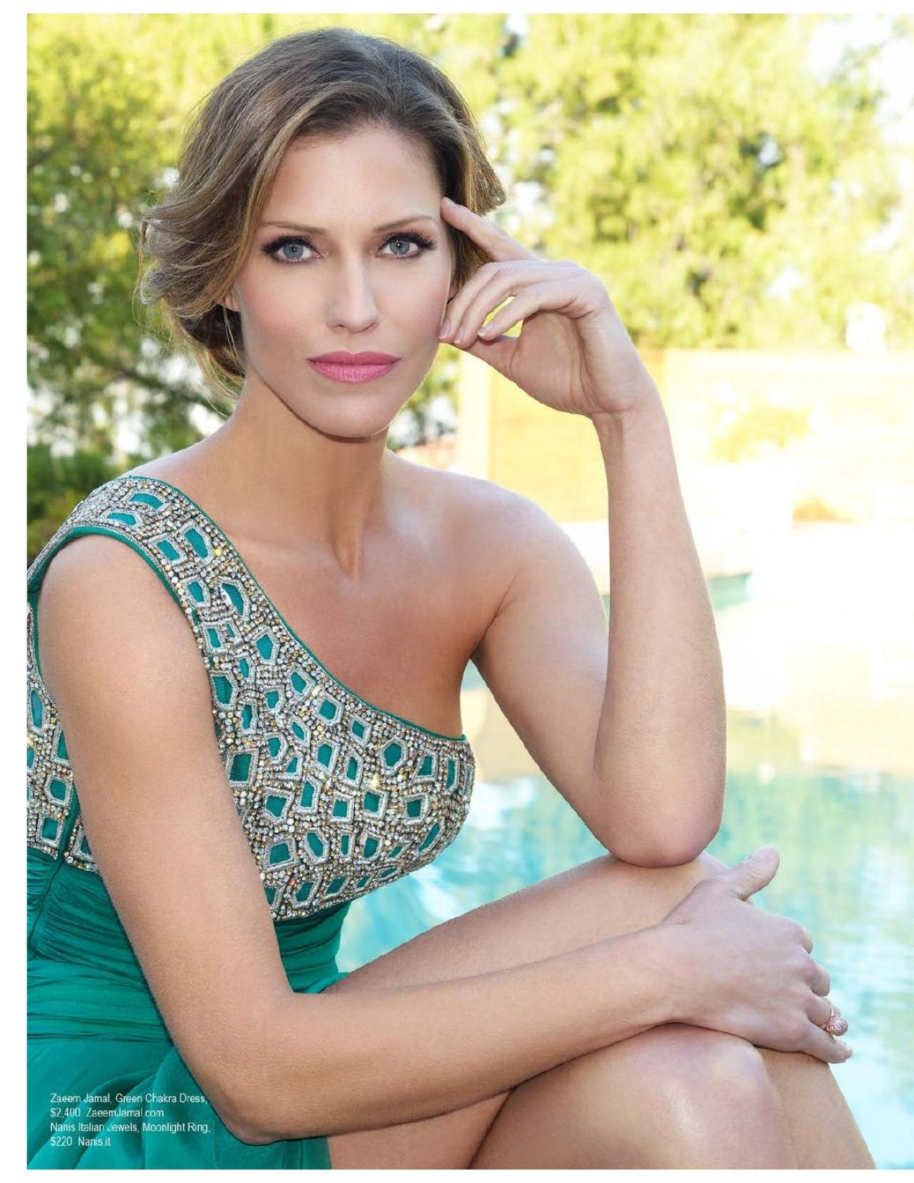 tricia helfer rick and morty