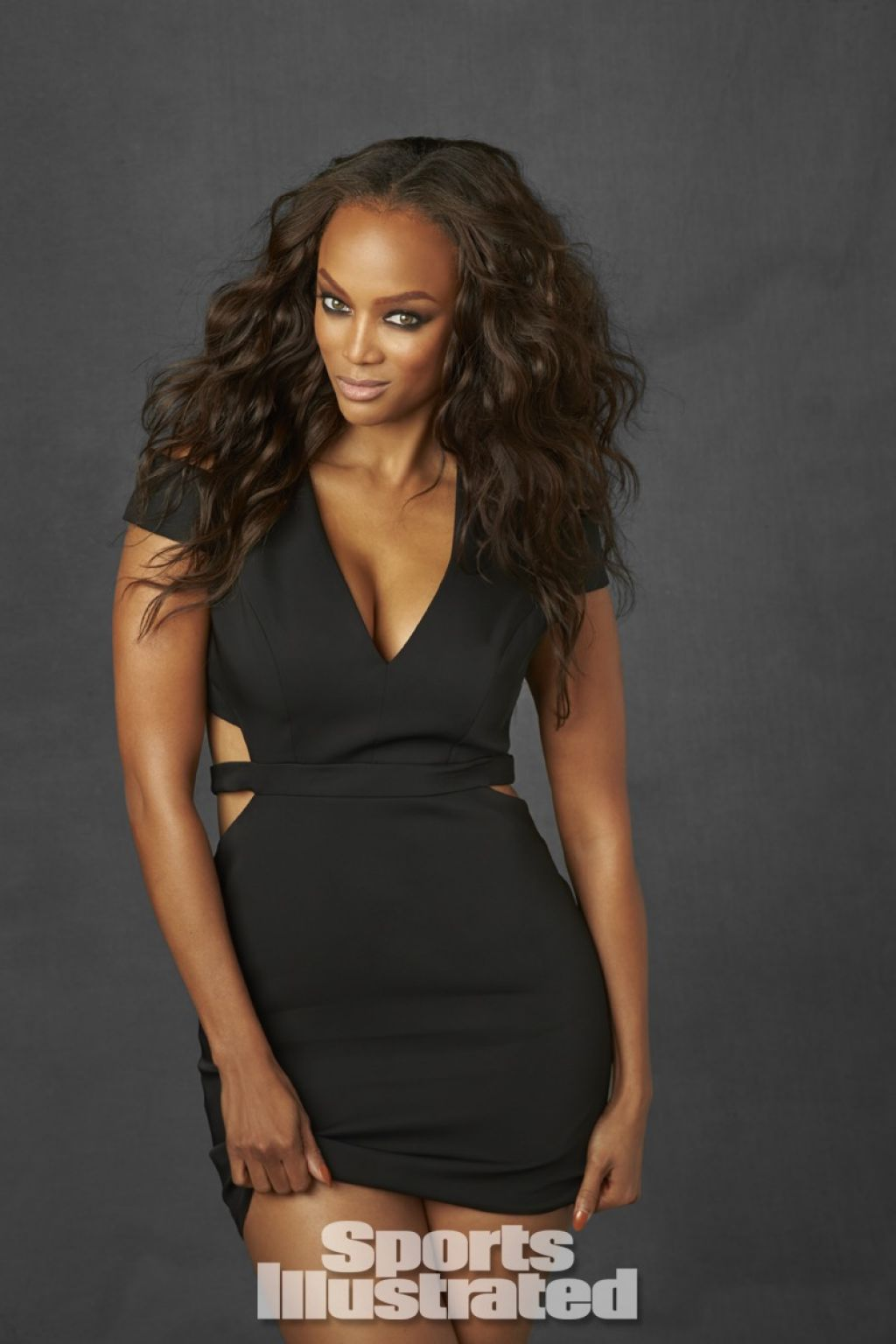 Tyra Banks - Sports Illustrated Swimsuit Legends 2014