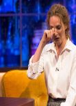 Uma Thurman - The Jonathan Ross Show in London, February 2014