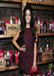 Vanessa Hudgens -SVEDKA Vodkas Shot Through The Heart Valentines Day Bash in Hollywood (2014)