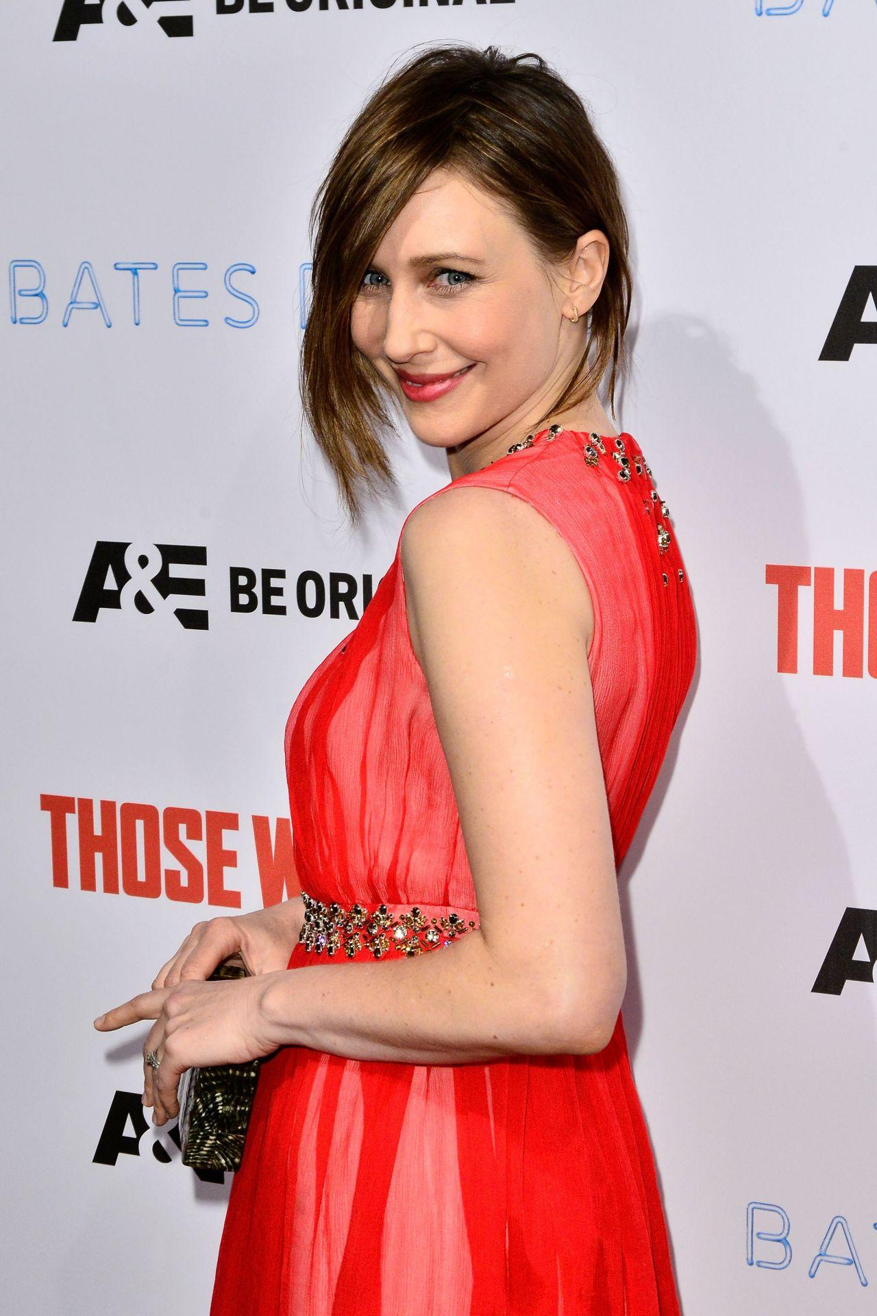 Vera Farmiga – 'Bates Motel' and 'Those Who Kill' Premiere