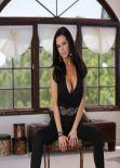 Veronica Avluv - The Swinger Photoshoot (Feb. 2014)