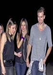 Victoria Justice - Celebrating Her 21st Birthday at Hooray Henry's Nightclub in West Hollywood