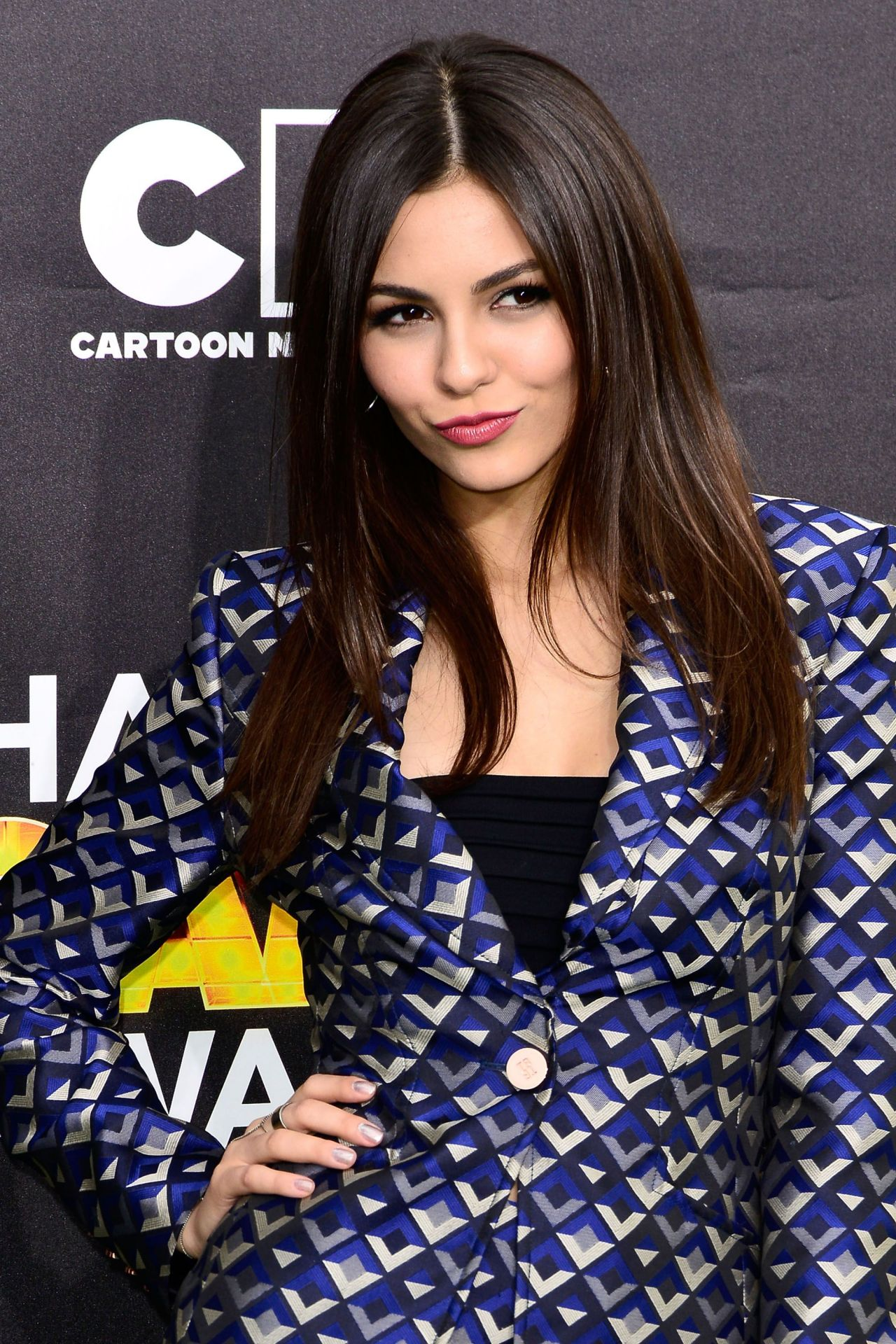 Victoria Justice Is Looking Seductive 4th Annual Hall Of