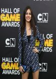 Victoria Justice is Looking Seductive -  4th Annual Hall of Game Awards in Santa Monica - Feb. 2014