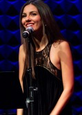 Victoria Justice – Performing at Joe's Pub in New York City