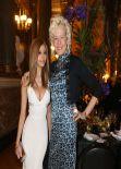 Zahia Dehar Night Out Style - The David Khayat Association