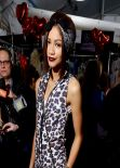 Zendaya Coleman at Betsey Johnson Fashion Show in New York City