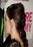 Zoey Deutch - VAMPIRE ACADEMY Premiere in Los Angeles (2014)