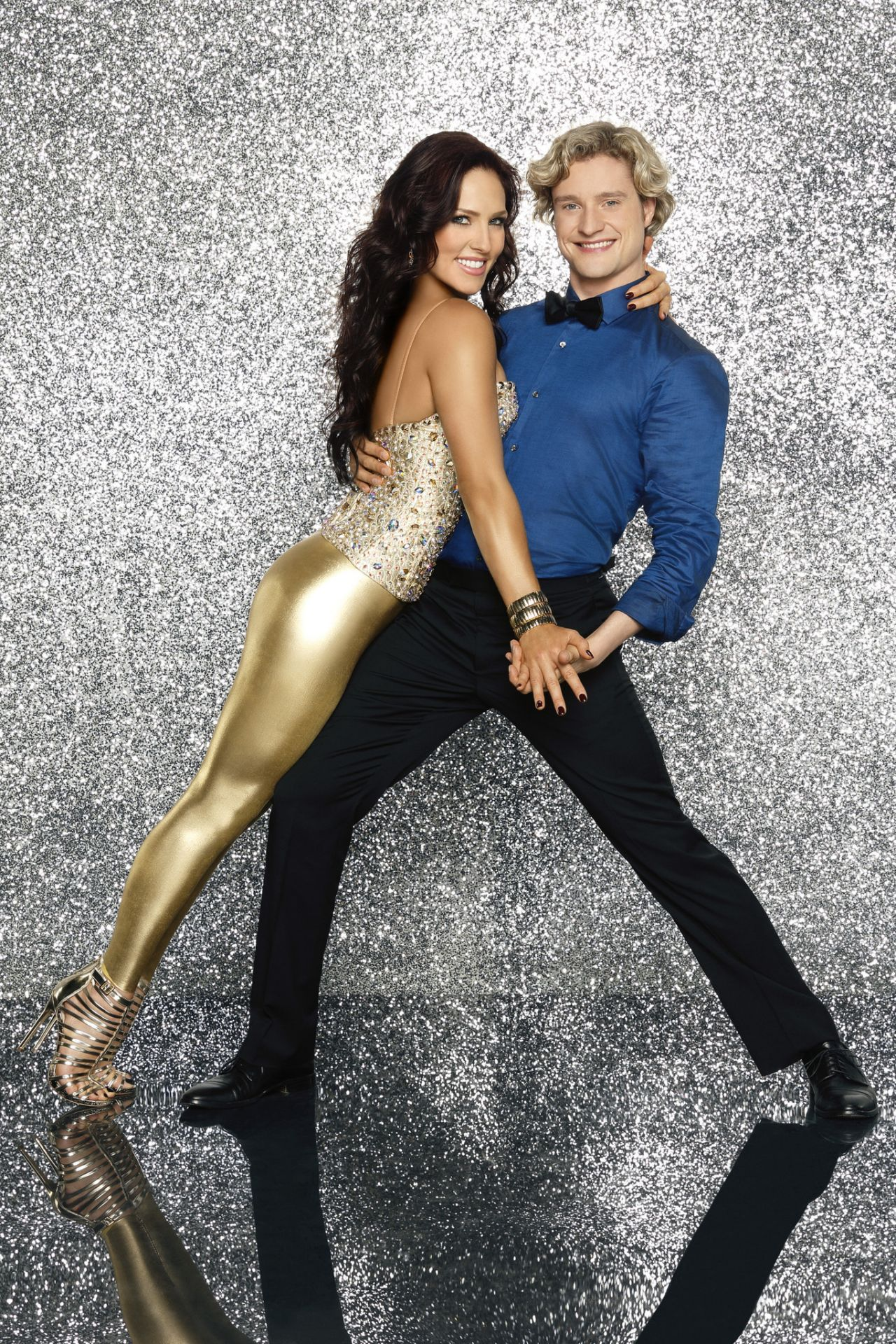Sharna Burgess - Dancing with the Stars – Season 18 – Promo Photo