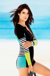Cobie Smulders - Self Magazine