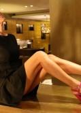 Susanna Messaggio - Sexy Testimonial - Walter Shoes Design