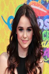Acacia Brinley - Nickelodeon's Kids' Choice Awards 2014