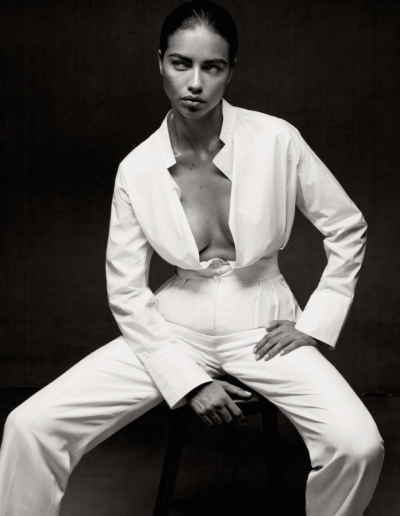 Adriana Lima - Photoshoot for Interview Magazine (Germany) April 2014 Issue