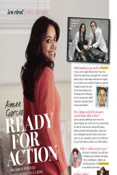 Aimee Garcia - Cosmopolitan Magazine for Latinas Spring 2014 Issue