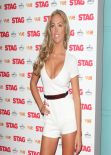 Aisleyne Horgan-Wallace Attends Stag