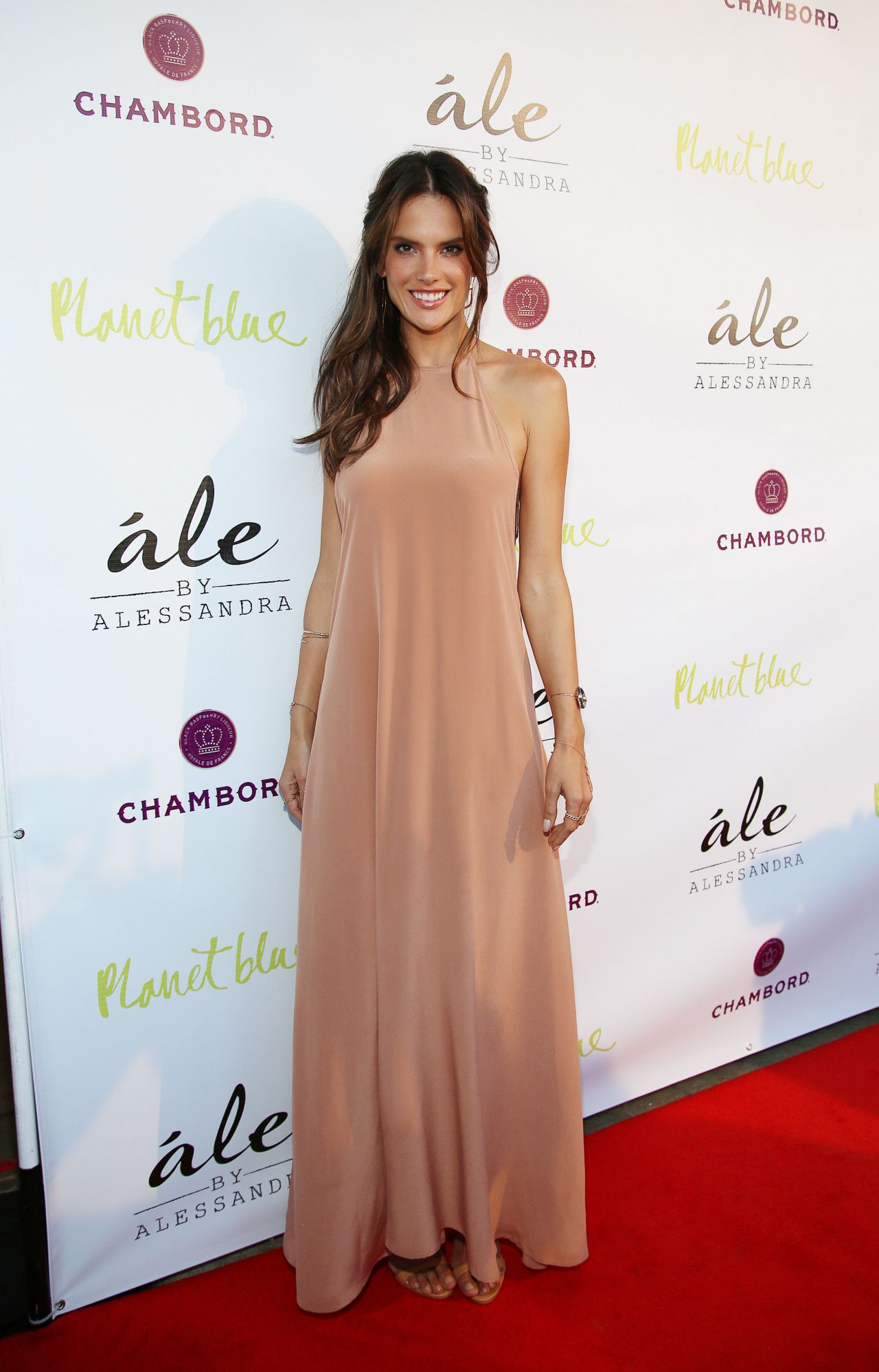 Alessandra Ambrosio - Ale by Alessandra Launch Event - March 2014