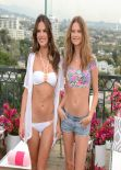 Alessandra Ambrosio and Behati Prinsloo Photoshoot - Victoria