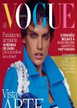 Alessandra Ambrosio – Vogue Magazine (Brasil) - March 2014 Issue