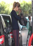 Ali Larter Street Style - Los Angeles, March 2014