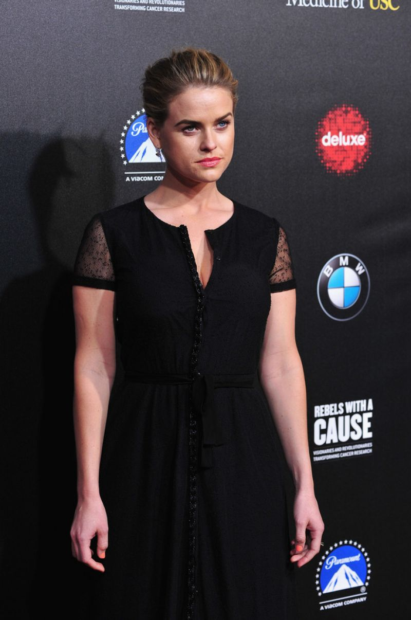 Alice Eve - 2014 Rebels With A Cause Gala in Hollywood