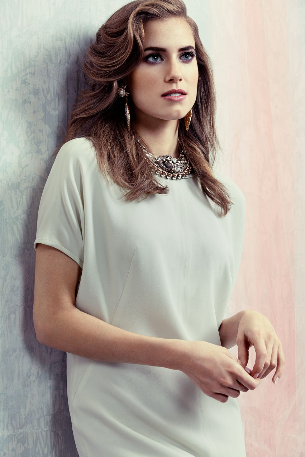 Allison Williams - Doug Inglish Photoshoot for InStyle Magazine - February 2014